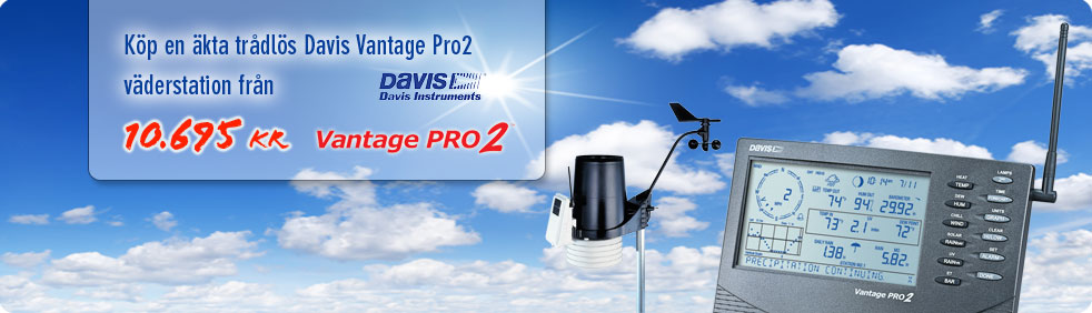 Vantage Pro2 paket